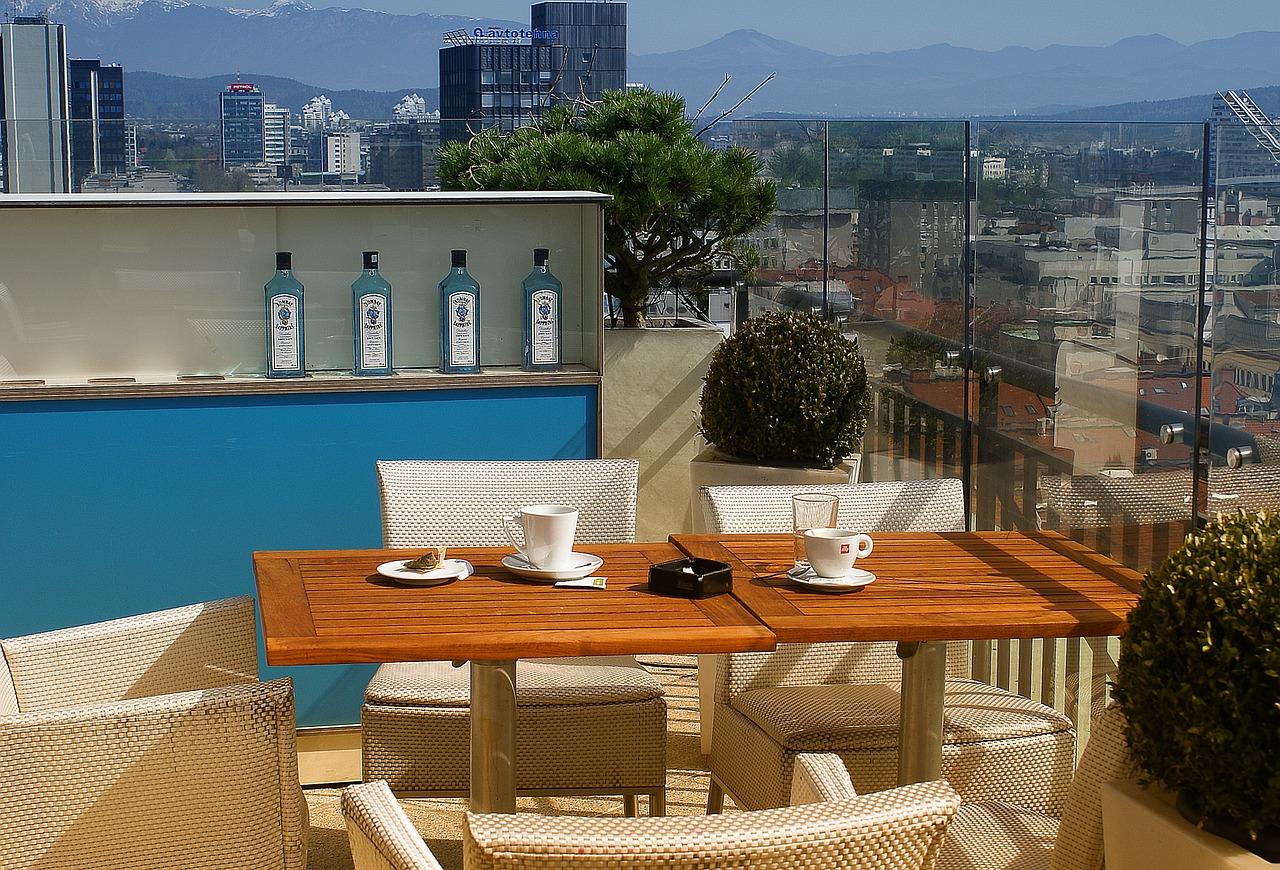 Decoración de terrazas de áticos - Decoración & House
