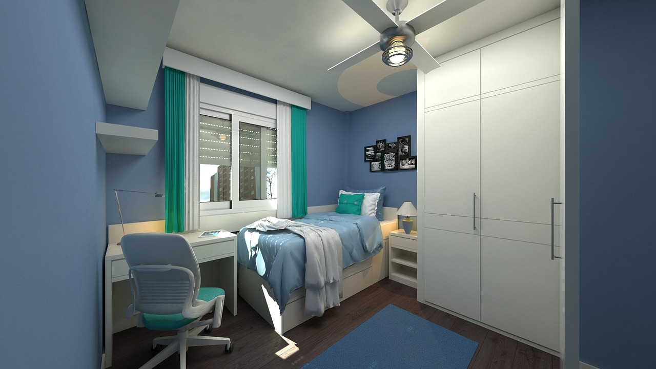 decorar dormitorio juvenil