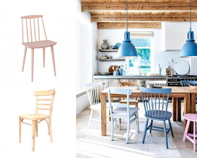 Segunda Mano Sillas Comedor: Ideas para instalar tus sillas ...