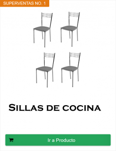 Mesas Y Sillas Para Bar Segunda Mano: Ideas para montar tus sillas On line