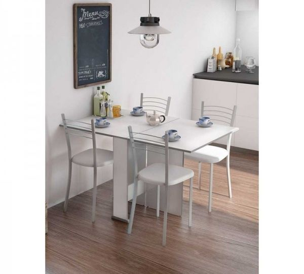 mesas-para-cocinas-blancas-trucos-para-comprar-la-mesa