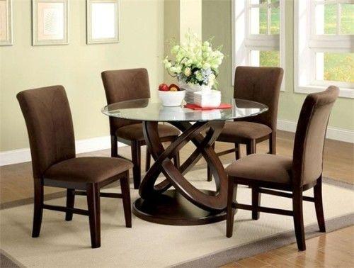 mesas-redondas-de-comedor-modernas-opiniones-para-montar-la-mesa-online
