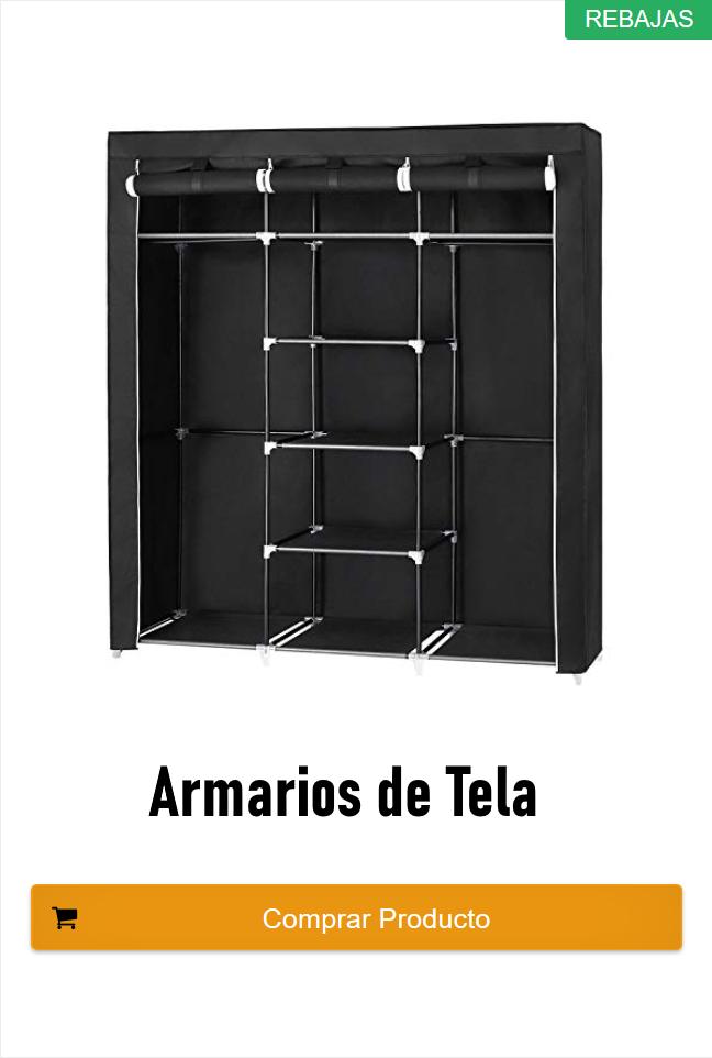 Armarios de Tela